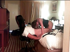 Hot amateur blowjob in the hotel room tubes