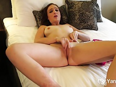 Attractive anne masturbating her pussy tubes