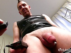 Mature straight guy marc masturbating tubes
