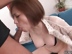Hot japanese blowjob and doggystyle hardcore sex tubes