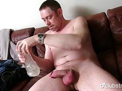 Sexy straight daddy tucker masturbating tubes