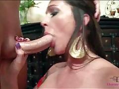 Sexy slut destiny dixon blowjob and facial porn tubes
