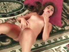 Glamorous masturbation with solo asian girl tubes