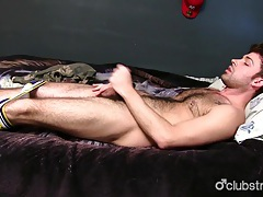 Gorgeous straight guy adam masturbating tubes
