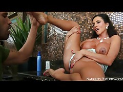 Milf ariella ferrera eaten out and fucked tubes