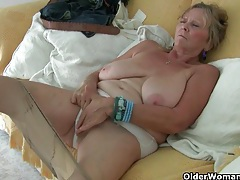 British granny isabel has big tits and a fuckable fanny tubes