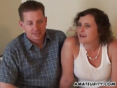 Real amateur couple homemade hardcore action tubes