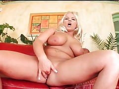 Oiled up curvy chick sucks a dick lustily tubes