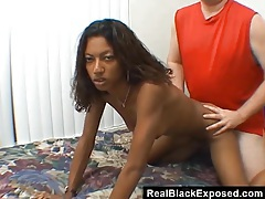 Vegas motel room fuck with slutty black girl tubes