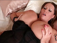 Black lingerie on masturbating girl laura orsolya tubes