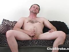 Horny straight guy sean masturbating tubes