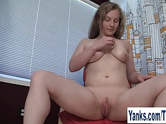 Hot lili teasing with her sexy body tubes