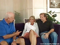 Horny milf screws a total stranger tubes