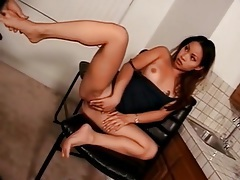 Leggy asian tease gives a beautiful blowjob tubes
