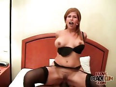 Latina in lipstick and pigtails fucked hardcore tubes