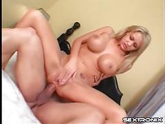 Fat cock makes anal sex a little bit painful tubes