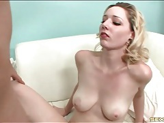 Pierced girl fucked in the pussy by a big cock tubes