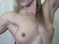 Mature blonde pov workout tubes