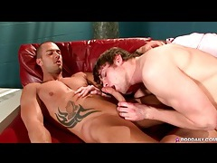Rod daily licks asshole and sucks cock tubes