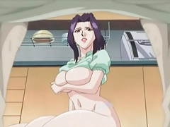 Big breasts hentai housewife fondled by strange man tubes