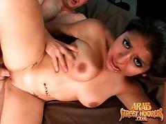 Horny arab girl is a naughty cock riding slut tubes