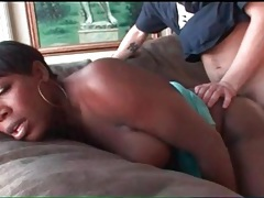 Big ass black shemale fucked from behind tubes