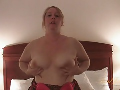 Bbw misty love models her fat pussy tubes