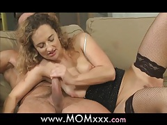 Mom horny housewife is in the mood for fucking tubes