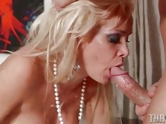 Face fucking a big titty blonde whore tubes