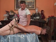 Food fucking a bound brunette girl tubes