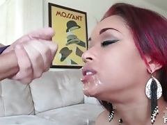 Skin diamond blowjob and big facial cumshot tubes
