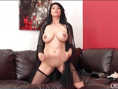 Sheer black lingerie on pornstar tera patrick tubes