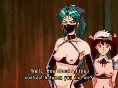 Hentai mistress whips sweet bound girls hard tubes