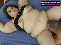 Hairy cunt bbw eaten out sensually tubes