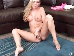 Beautiful naked blonde chats and masturbates tubes