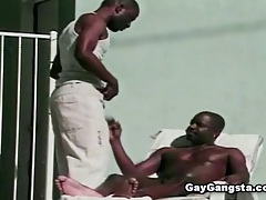 Black gay with jumbo dick tubes
