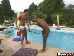 Pool muscle men sex tubes