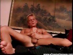 Anal hardcore with cumshots and masturbating tubes
