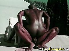 Black gay fuck my hole tubes