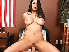 This girl can ride dick tubes