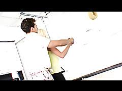 Yoga turns hardcore session tubes