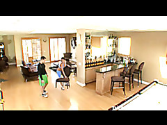 Booty and busty charley chase riding her trainer like there's no tomorrow tubes