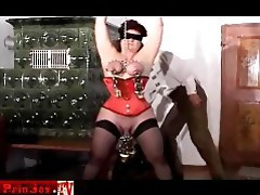Painsex.tv heavy weights on pussy and tits tubes