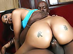Black booty bitch tubes
