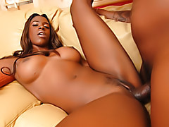 Black pussy fucked tubes