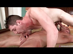 Rod daily on the bottom in gay 69 tubes