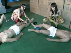 Men in panties humiliated by mistresses tubes