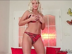 Blonde kathy anderson does sexy dancing striptease tubes