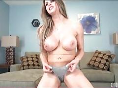 Rachel roxxx looks hot in boyshort panties tubes