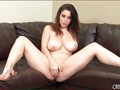 Busty noelle easton finger fucks her box tubes